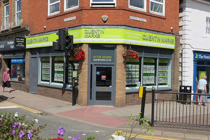 Quentin Marks, Estate Agents in Bourne and Peterborough